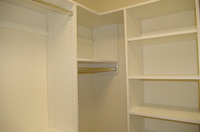 Gentil Closets, Pantries, Storage Closets | Portfolio   Wel Vant Construction  Company