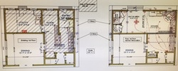 Home renovation/addition rendering, Norfolk, Va.