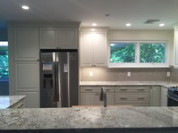 Home and kitchen remodel by Wel-Vant Construction, Hampton Roads, Va.
