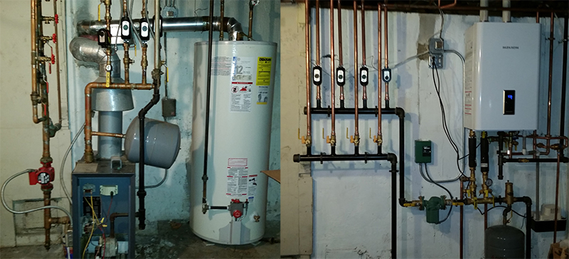 Benefits Of Tankless Water Heaters Wel Vant Construction